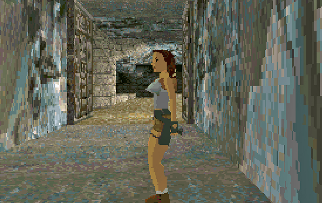 Tomb Raider, Video Game